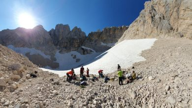 Photo of Cimbing for Climate. Le Università salgono in montagna