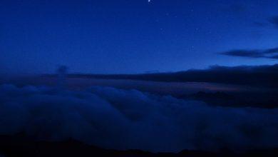 Photo of Una notte stellata sulla Capanna Gnifetti