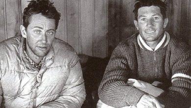 Photo of Walter Bonatti e la tragedia del Pilone Centrale del Freney