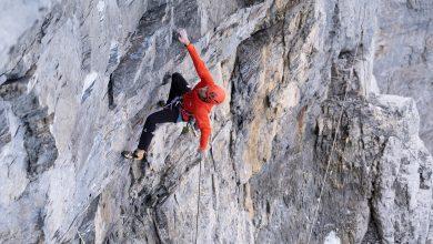 Photo of Jacopo Larcher, l'arrampicata come esperienza di vita