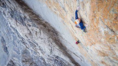 """Photo of Nord dell'Eiger. Symon Welfringer e Nils Favre ripetono la via """"Paciencia"""""""