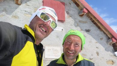 Photo of Simone Moro svela il suo progetto alpinistico in Italia