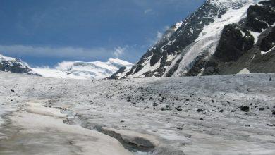 Photo of Stop alla missione per salvare la memoria dei ghiacciai sul Grand Combin