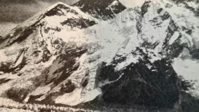 Photo of Ottobre 1950, Bill Tilman e Charles Houston alla scoperta del Khumbu