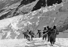 "Photo of ""I naufraghi del Monte Bianco"". La tragedia di Vincendon e Henry"