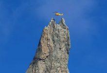Photo of Alpinisti bloccati sul Dente del Gigante: il complesso intervento del soccorso alpino