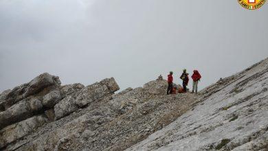Photo of Weekend end senza sosta per il Soccorso Alpino