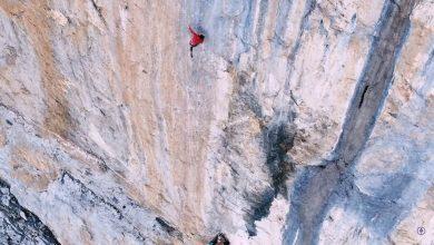 Photo of Alpi Bernesi. Tragedia sfiorata per Yannick Glatthard in caduta senza casco