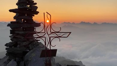 Photo of Inseguendo l'alba sulle Orobie. Il viaggio di Maurizio Agazzi alla ricerca della magia
