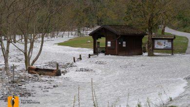 Photo of Alpi Marittime devastate dal maltempo. Molti i sentieri non percorribili