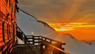 Photo of L'inverno all'improvviso alla Capanna Gnifetti