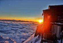 Photo of Aspettando tramonti di fuoco sulle Alpi: le polveri del Sahara tornano a regalare magie