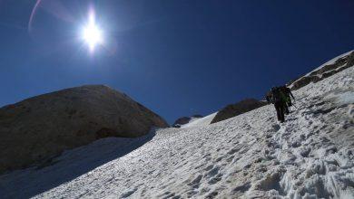 Photo of Assalto alla Marmolada. Scialpinisti in fila come formiche