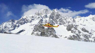 Photo of Valanga sul Monte Bianco travolge gruppo di sciatori