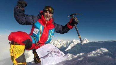 Photo of Stile pulito e senza ossigeno, Sergi Mingote sfida l'invernale al K2
