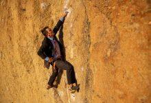 Photo of Graham Zimmermann, un Piolet d'Or impegnato nella difesa del clima
