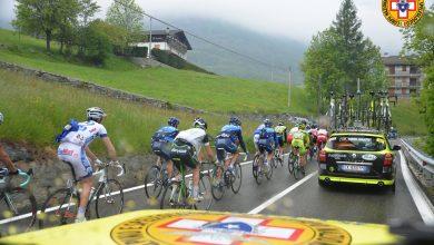 Photo of Squadre di terra del Cnsas FVG a sostegno del Giro d'Italia