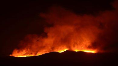 Photo of Kilimanjaro in fiamme. Un fuoco acceso dai portatori la causa più probabile
