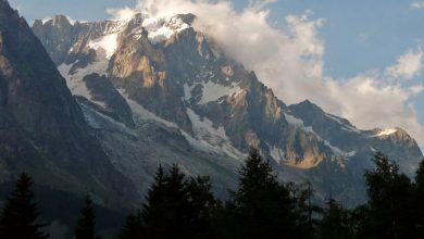"""Photo of Ricercatori sulle Grandes Jorasses per studiare la """"temperatura"""" del ghiacciaio Whymper"""