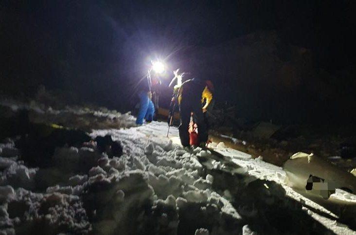 breithorn, soccorso alpino