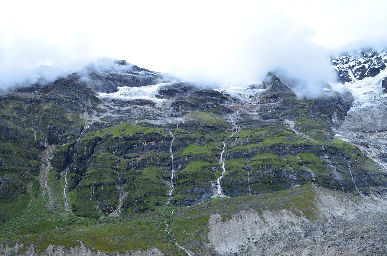pioggia, bhutan