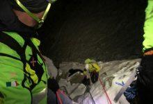 Photo of Bloccati in parete, due alpinisti salvati dal soccorso alpino nella notte