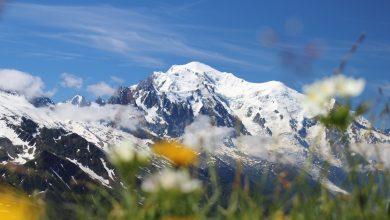 Photo of Il Monte Bianco diventa un'area protetta sul versante francese