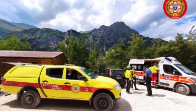 Photo of Positivo al Covid-19 va ad arrampicare e cade. Salvato e denunciato. Soccorritori in quarantena