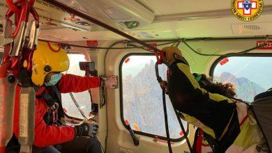Photo of Incidente sul Gran Sasso. Gravissimo alpinista di 16 anni