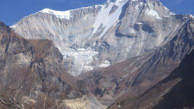 Photo of Monte Saipal. Il Settemila nepalese che ha perso la neve