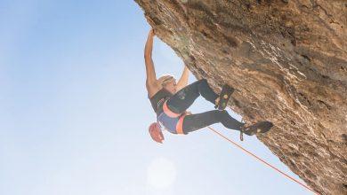 Photo of Julia Chanourdie terza donna al mondo a salire un 9b