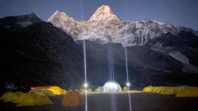 Photo of Himalaya, prime vette sull'Ama Dablam