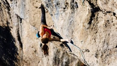 "Photo of ""The Bow"". Secondo 9a+ dell'anno per Laura Rogora"