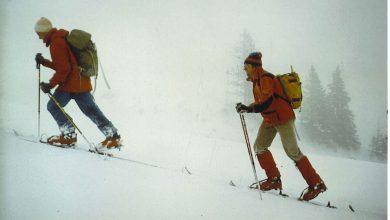 Photo of L'attacchino, la rivoluzione minimalista dello sci alpinismo