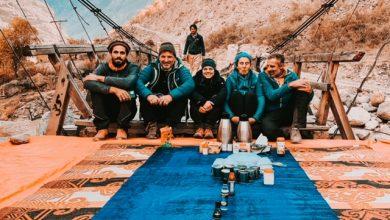 """Photo of """"Porters"""". Una spedizione solidale in Karakorum ai tempi del Covid"""