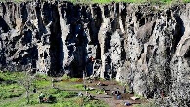 Photo of Chiusa la cava di Ciampino, un brutto colpo per gli arrampicatori romani