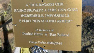 Photo of Una targa misteriosa omaggia Nardi e Ballard sul Monte Barone
