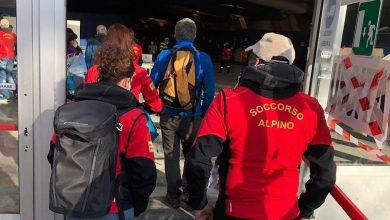 Photo of Covid-19: il Soccorso Alpino prende servizio all'ospedale da campo di Torino