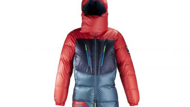 Photo of Trilogy MXP Down Suit M, la tuta da alpinismo di Millet
