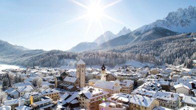 Photo of Italia imbiancata dalla prima neve d'inverno. E non è finita qui!