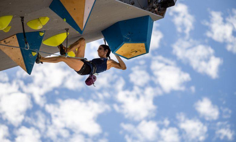 arrampicata sportiva, olimpiadi
