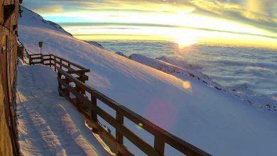 Photo of Monte Rosa. Un portale web per monitorare da casa lo stato di salute dei ghiacci