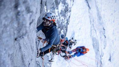 Photo of Nord Eiger. Neve e ghiaccio bloccano il tentativo dei fratelli Huber e Siegrist di aprire una nuova via