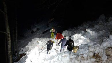 Photo of Recuperati nella notte tre giovani bloccati in quota sul Monte Lussari