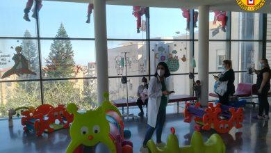 Photo of Il Soccorso Alpino porta Babbo Natale negli ospedali pediatrici