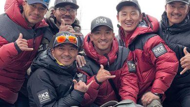 Photo of K2 fissate le corde fino a campo 2, 6700m