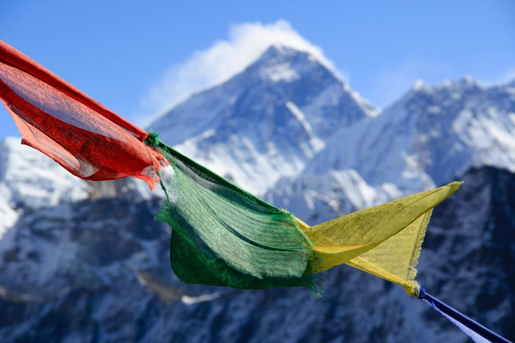 everest, tetto del mondo