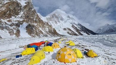 Photo of Sono al campo base – Secondo tentativo di vetta sul K2