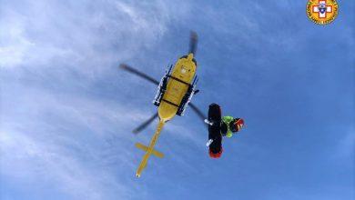 Photo of Valanga in Valle Imagna. Scialpinista recuperato in gravi condizioni