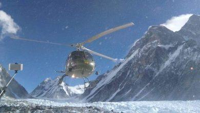Photo of Trovate tracce di una tenda – Invernale al Broad Peak, si cerca Alex Goldfarb